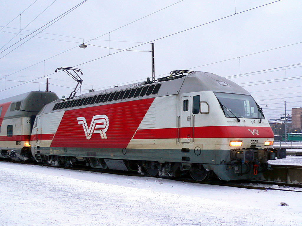 VR Sr2電気機関車