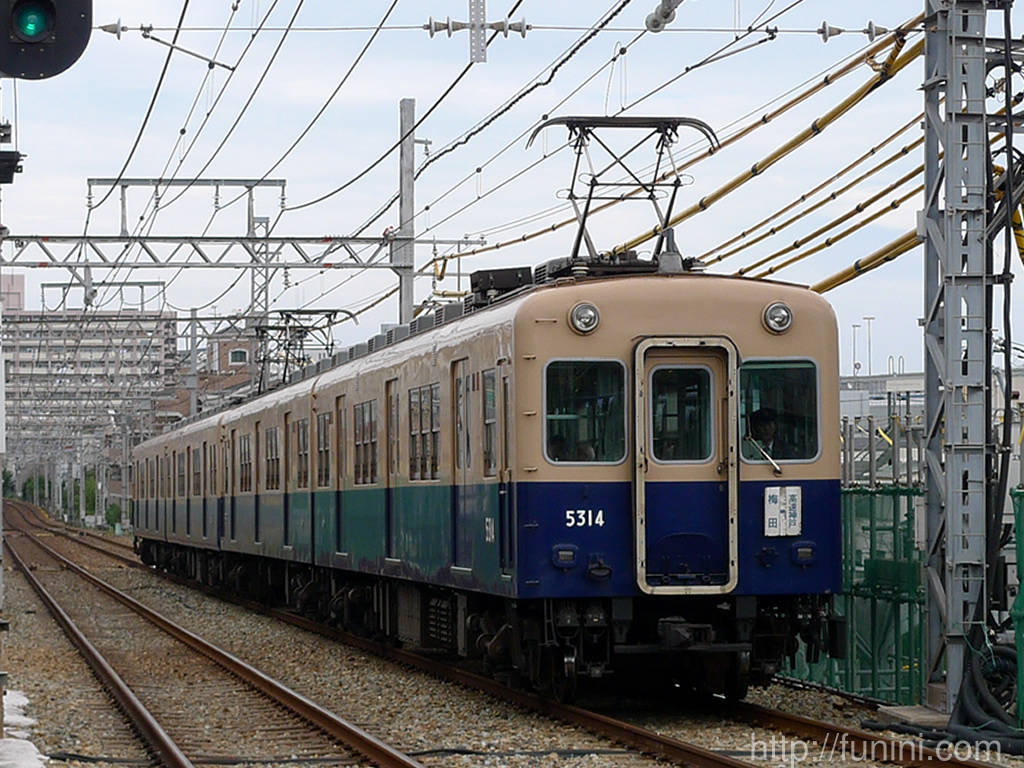 阪神 5311形: funini.com