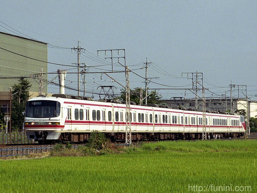 名鉄1200系・1800系