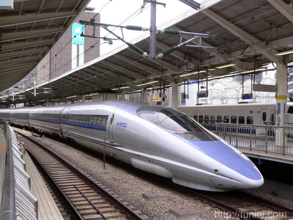 Shinkansen Emu 500 Funini Com