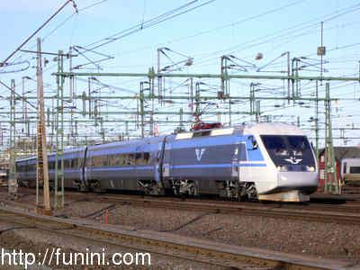 SJ (Swedish Railway): funini.com