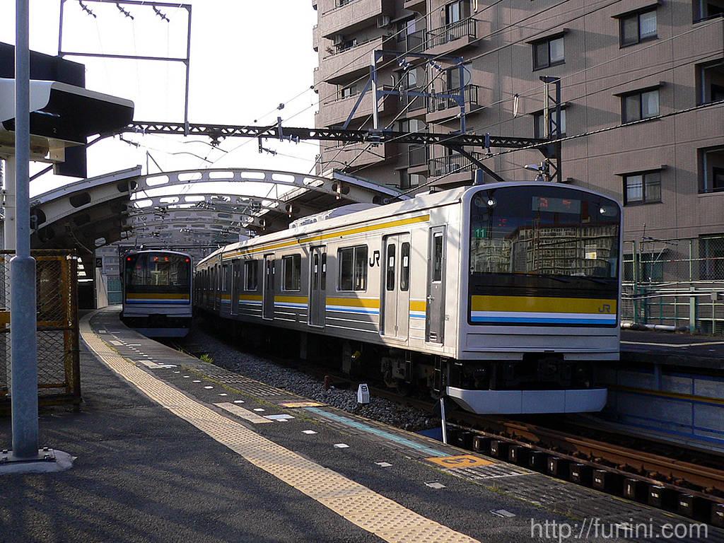 鶴見線・海芝浦駅