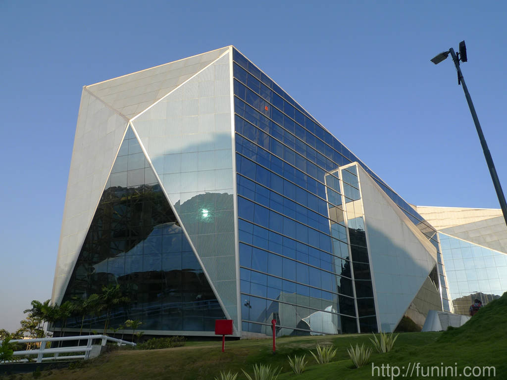 Infosys Origami Building